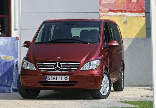 2005 Mercedes-Benz Viano #14