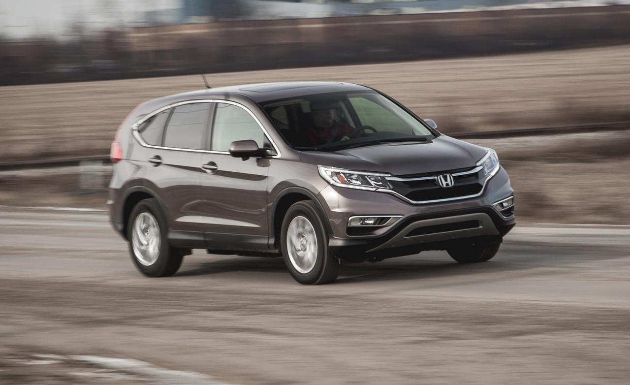 2015 Honda Cr V Photos Informations Articles