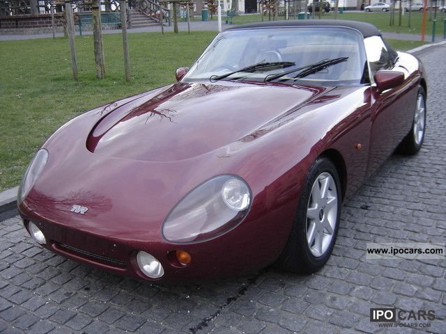 1992 TVR Griffith #1