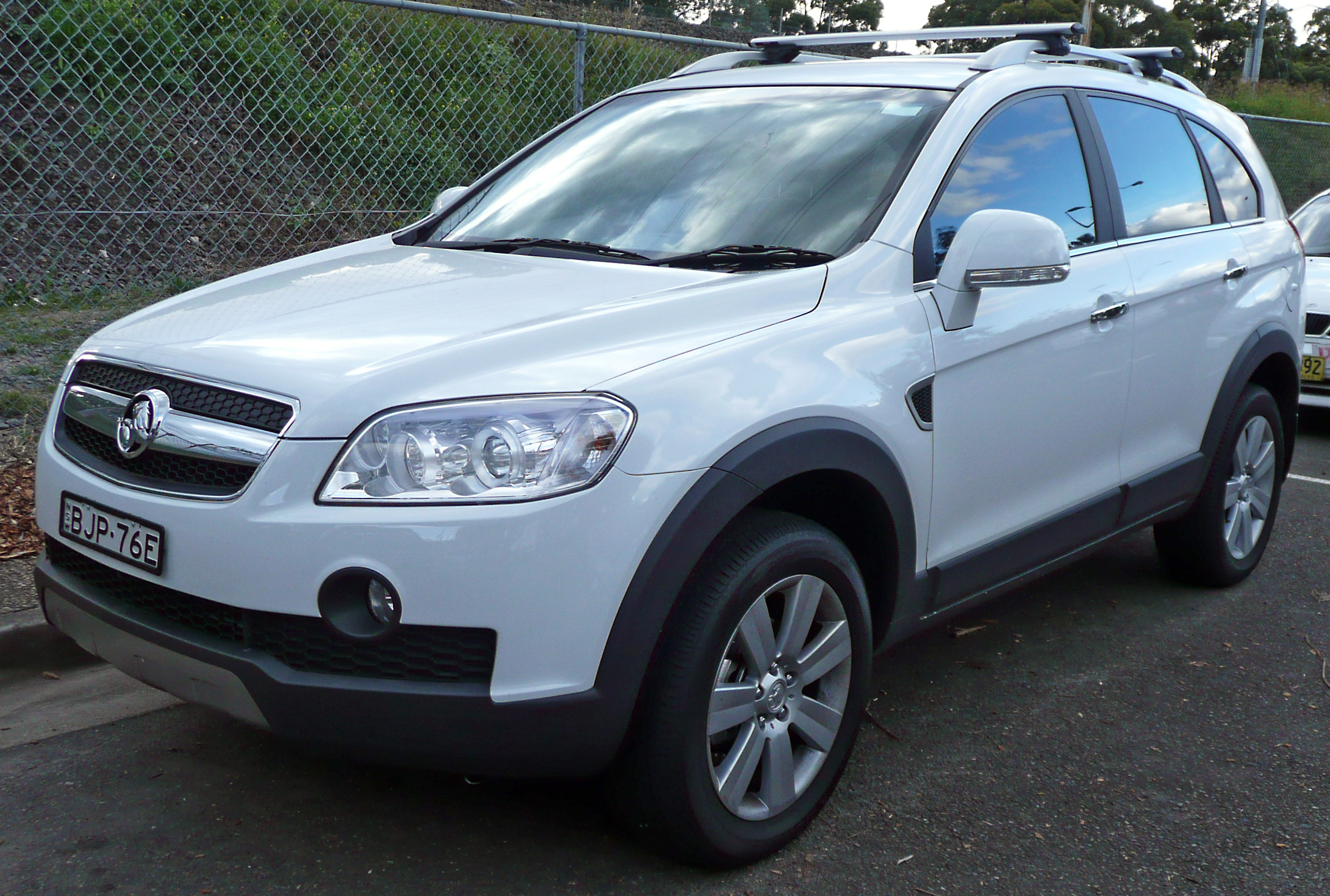2008 Holden Captiva #15