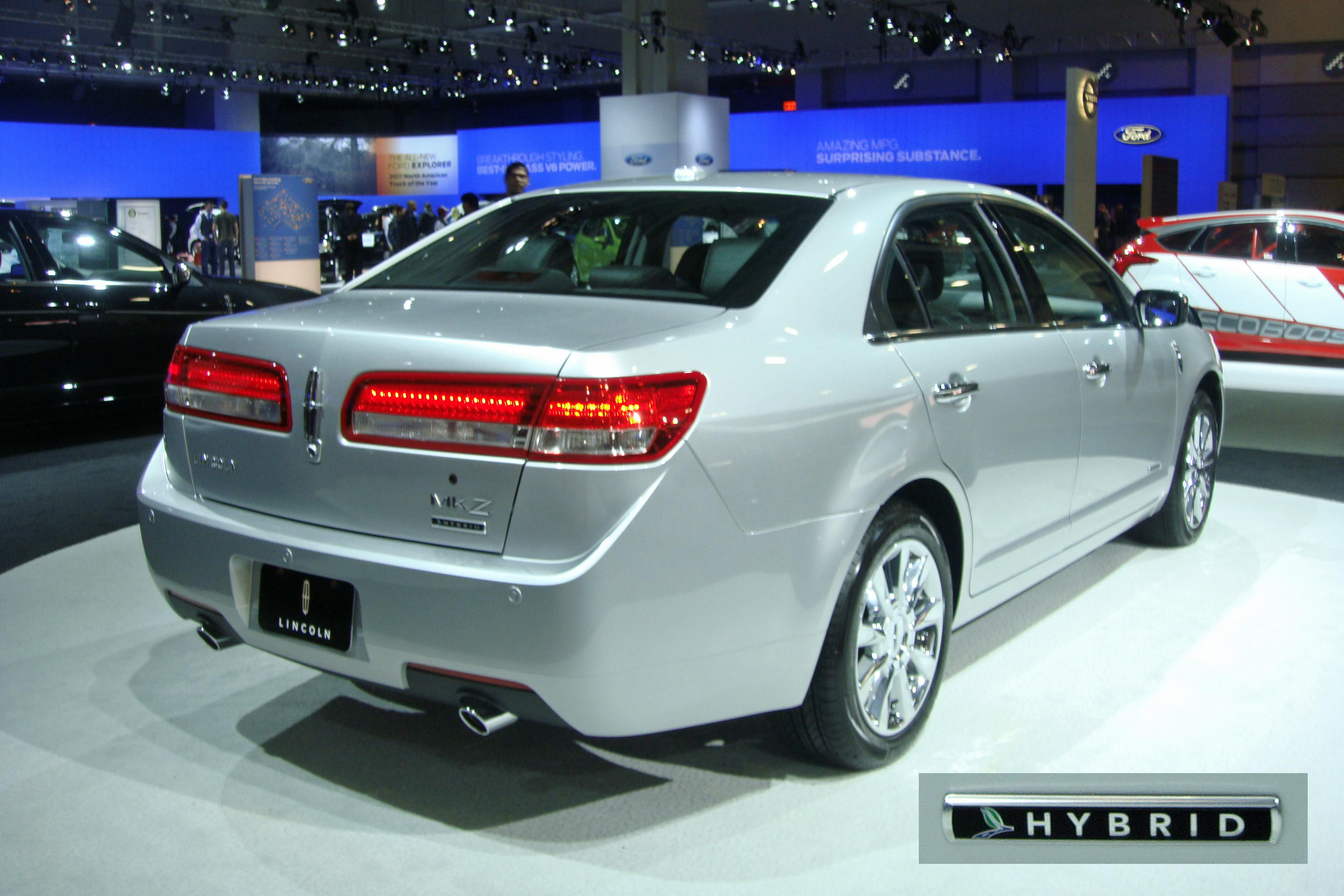 2011 Lincoln Mkz #7