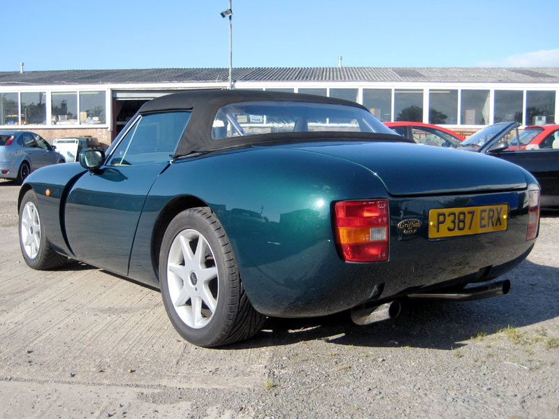 1997 TVR Griffith #17