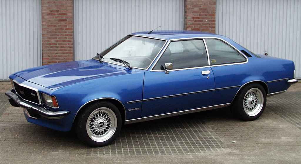 Opel Commodore #7