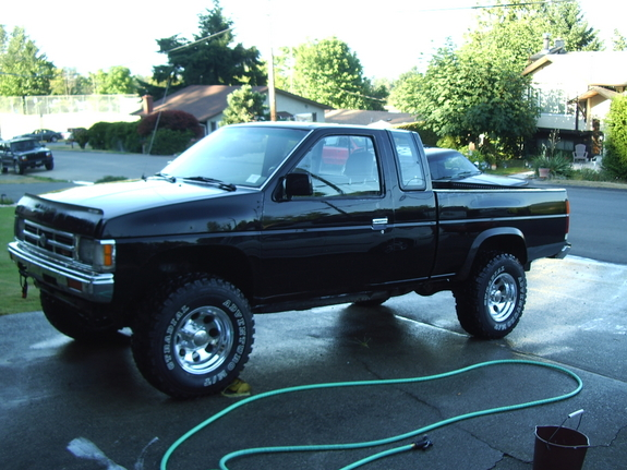 1990 nissan truck photos informations articles