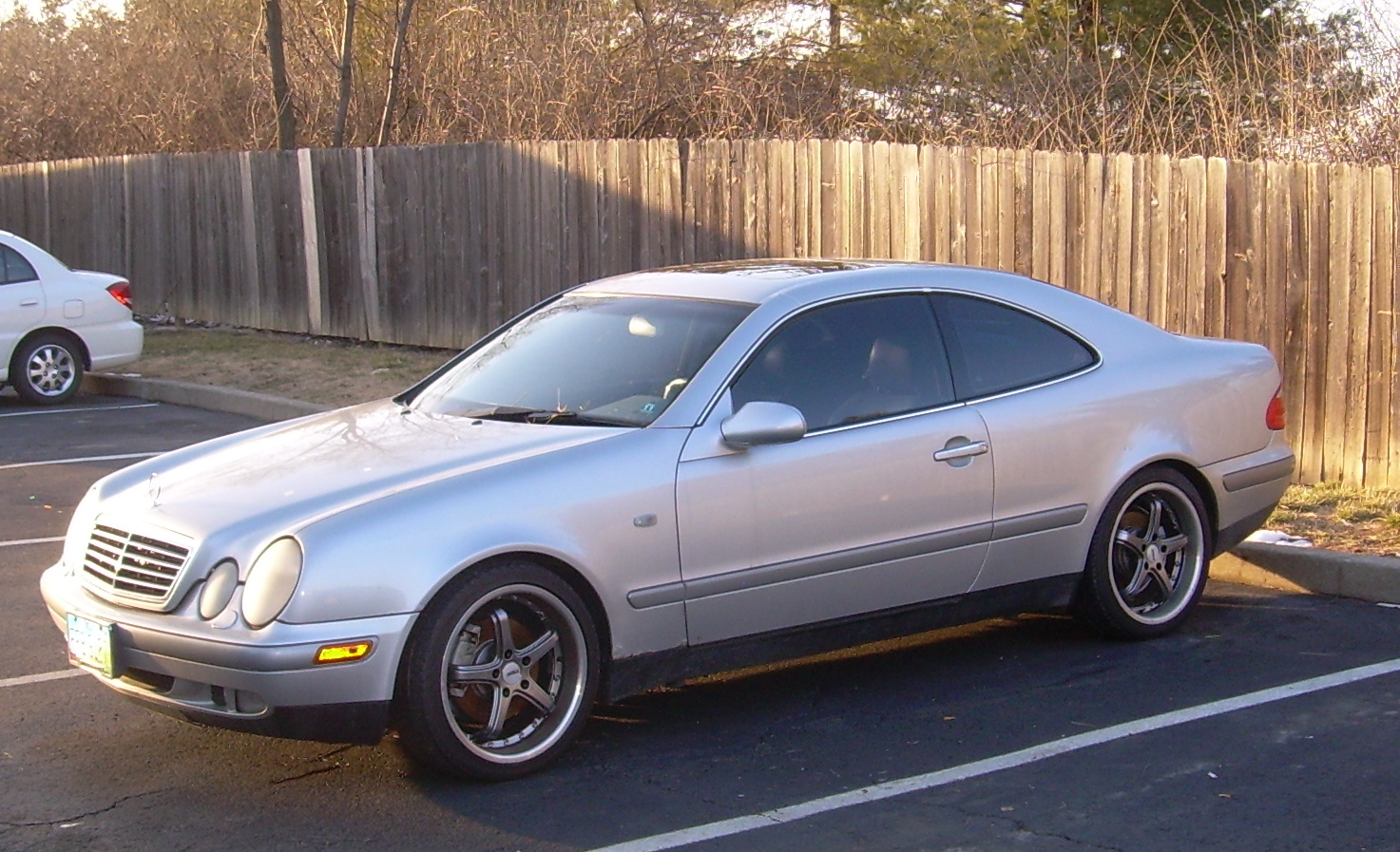 1998 Mercedes Benz CLK #1