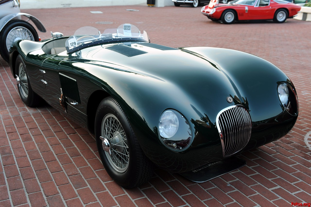 Jaguar C-Type #4