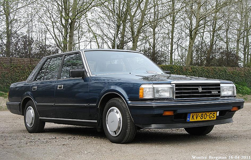 1984 Toyota Crown #4
