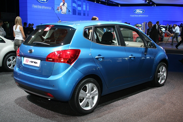 2010 Kia Venga Photos Informations Articles Bestcarmag
