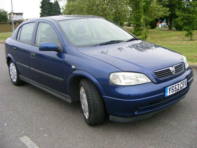 2003 vauxhall astra photos informations articles. Black Bedroom Furniture Sets. Home Design Ideas
