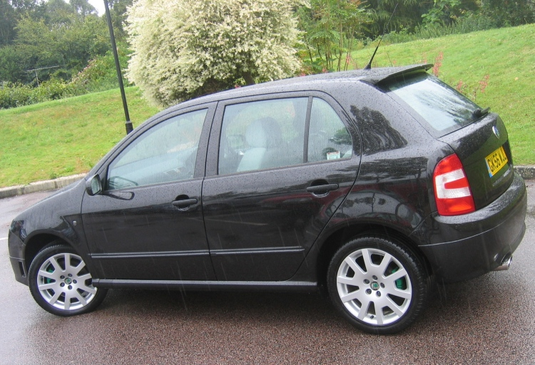 2006 Skoda Fabia Photos Informations Articles