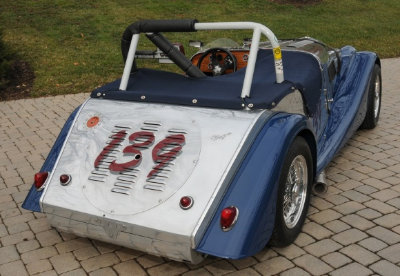 1996 Morgan Plus 4 #14