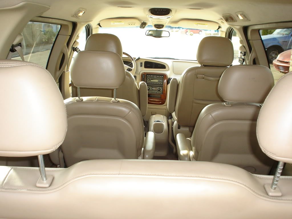 2001 ford windstar 12