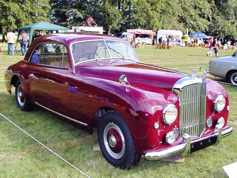 1951 Bentley Mark VI #14