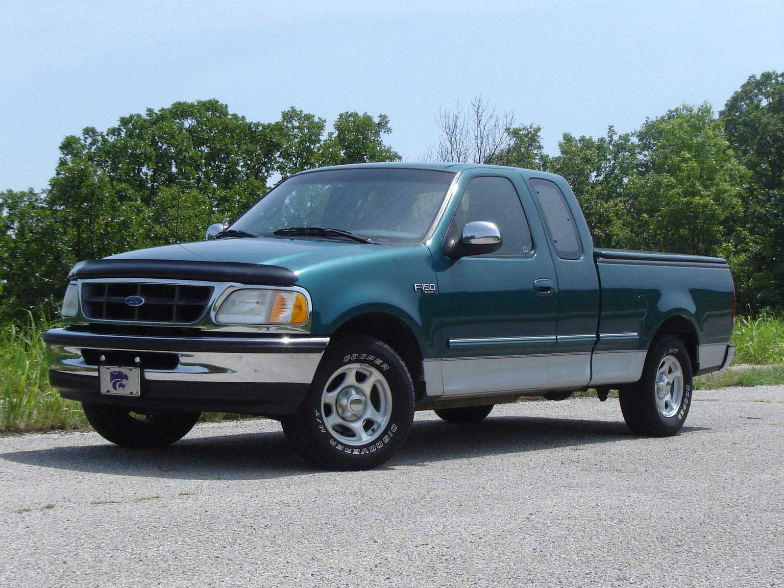 1997 Ford F-150 #3