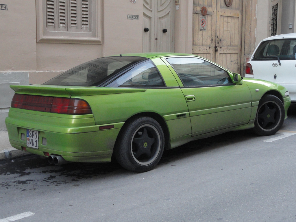 1994 Plymouth Laser #9