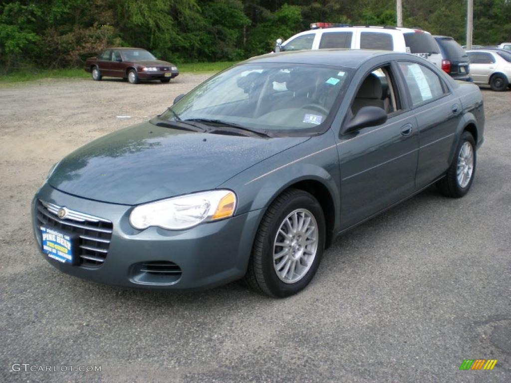 on 2007 Chrysler Sebring Touring Sedan