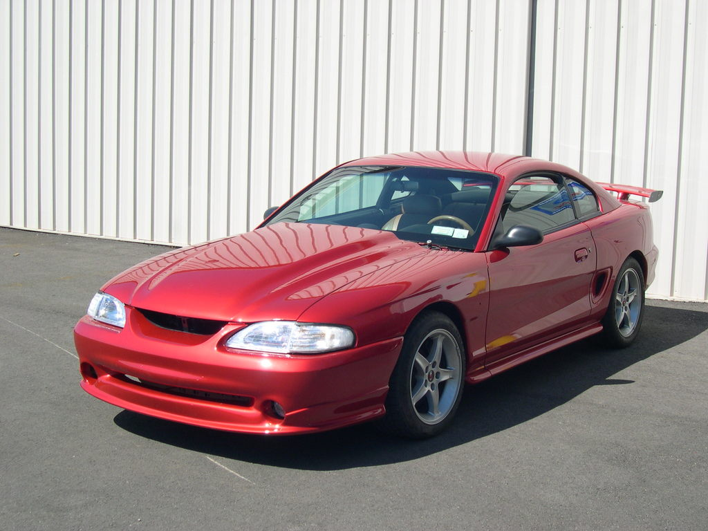 1996 Ford Mustang #4
