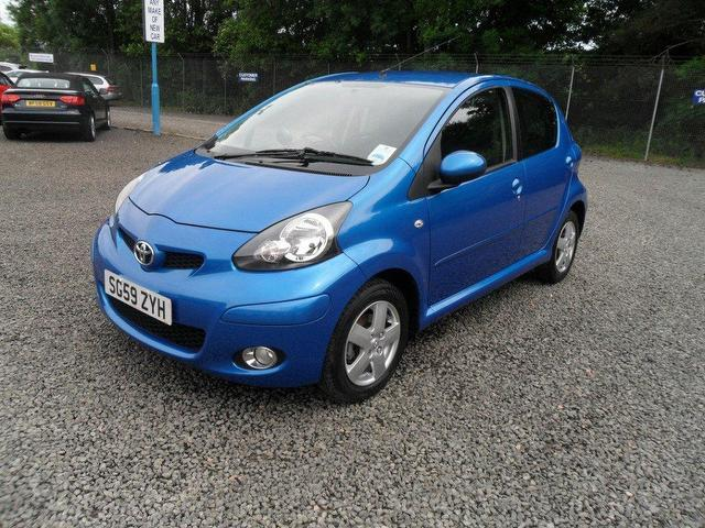 2009 Toyota Aygo Photos Informations Articles Bestcarmag