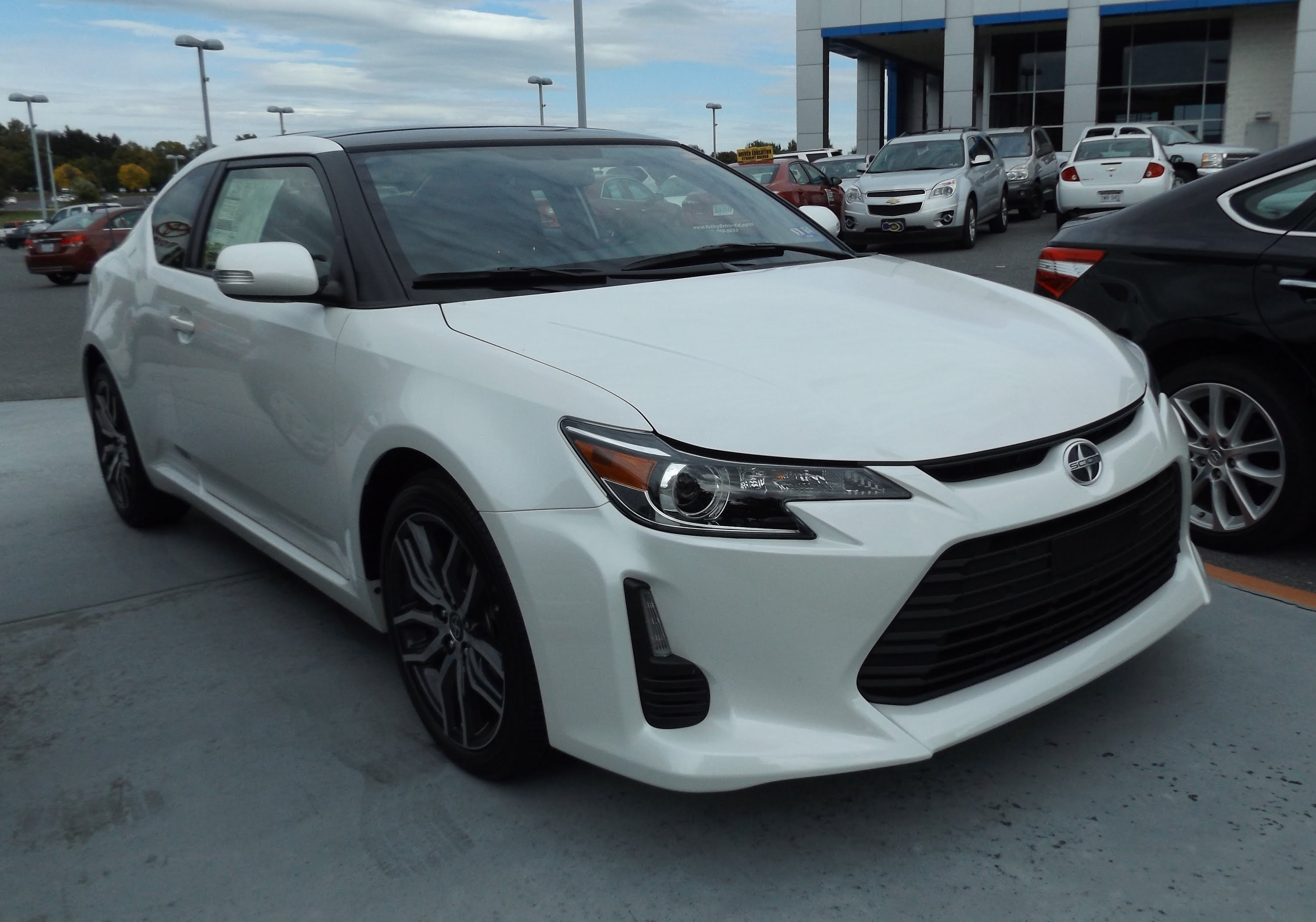 2015 Scion Tc #5