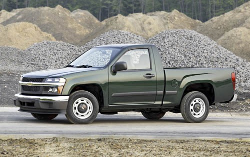 2005 Chevrolet Colorado #5