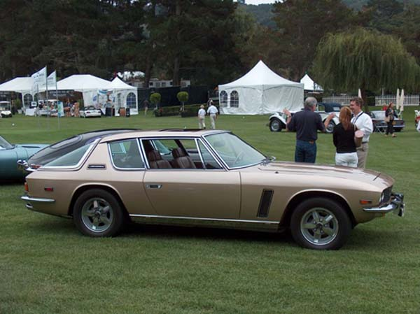 1973 Jensen Interceptor #11