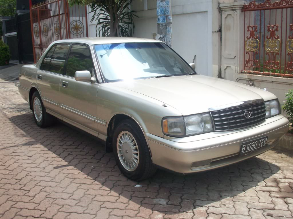 1995 Toyota Crown #11