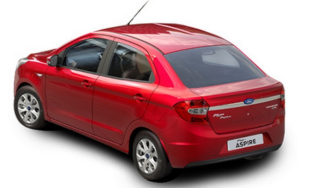 Ford Aspire #1
