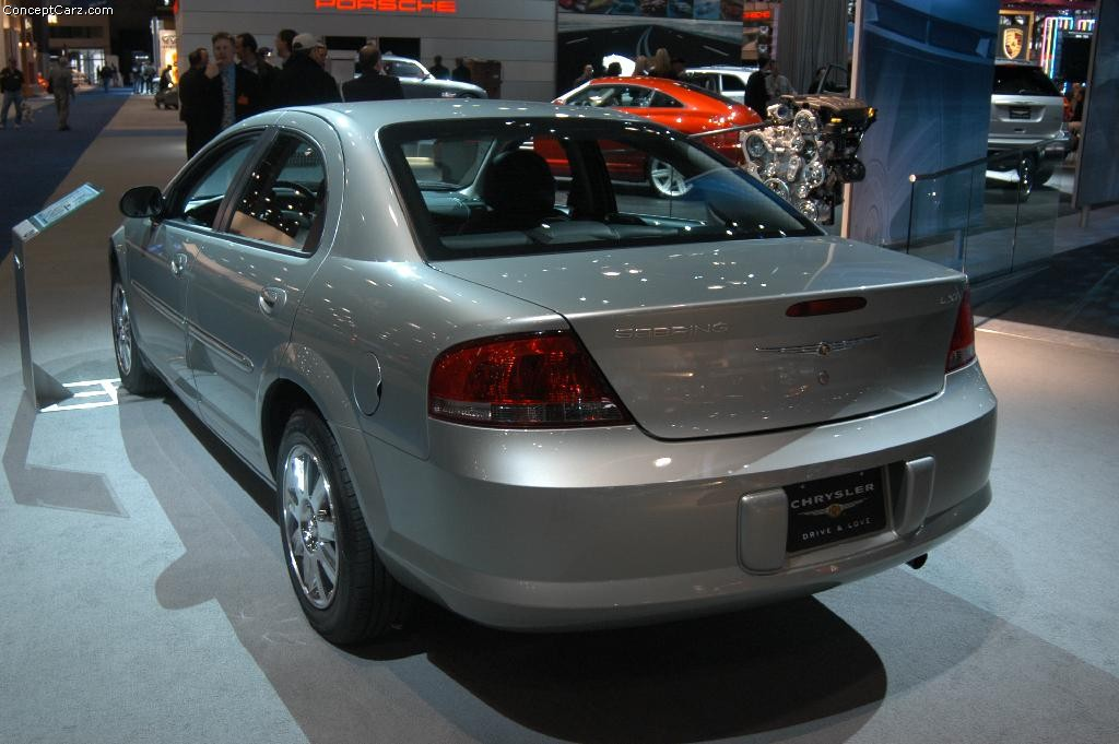 2003 Chrysler Sebring #2