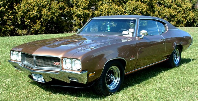 1970 Buick GS #4