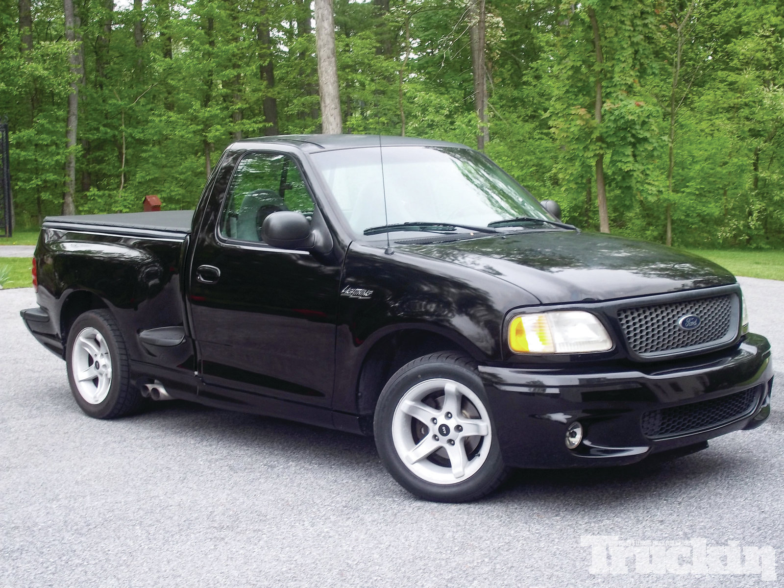 1999 Ford F-150 #5