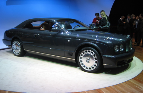 2009 Bentley Brooklands #16