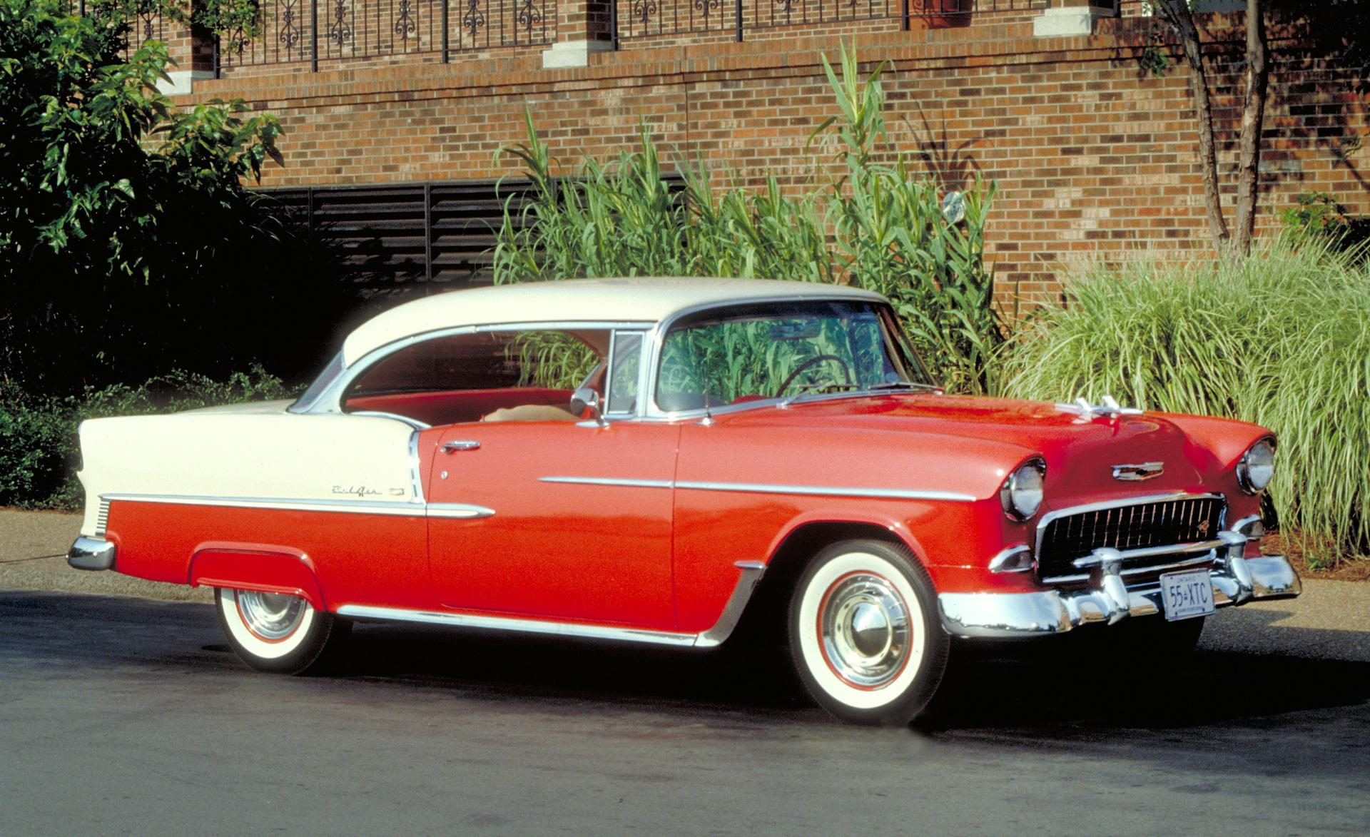 1955 Chevrolet Bel Air #1