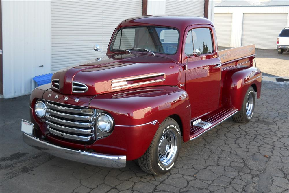1950 Ford F #3