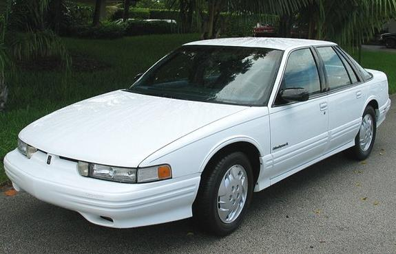 1995 Oldsmobile Cutlass Supreme #4