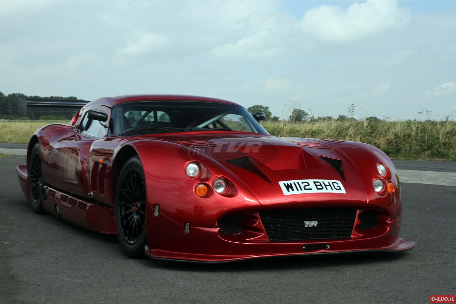 Tvr Speed 12 #6