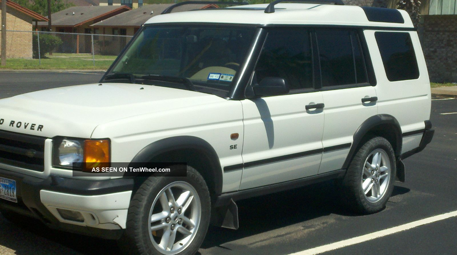 2002 Land Rover Discovery Series Ii #13