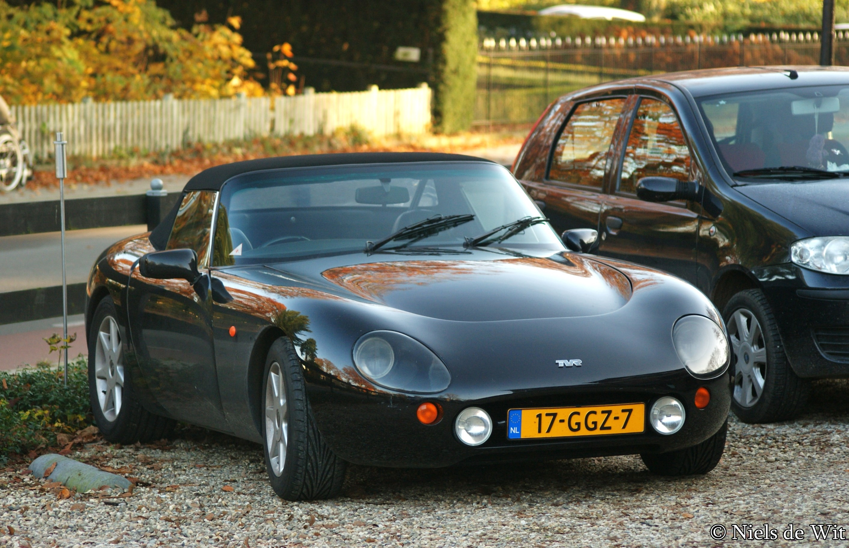 1999 TVR Griffith #6