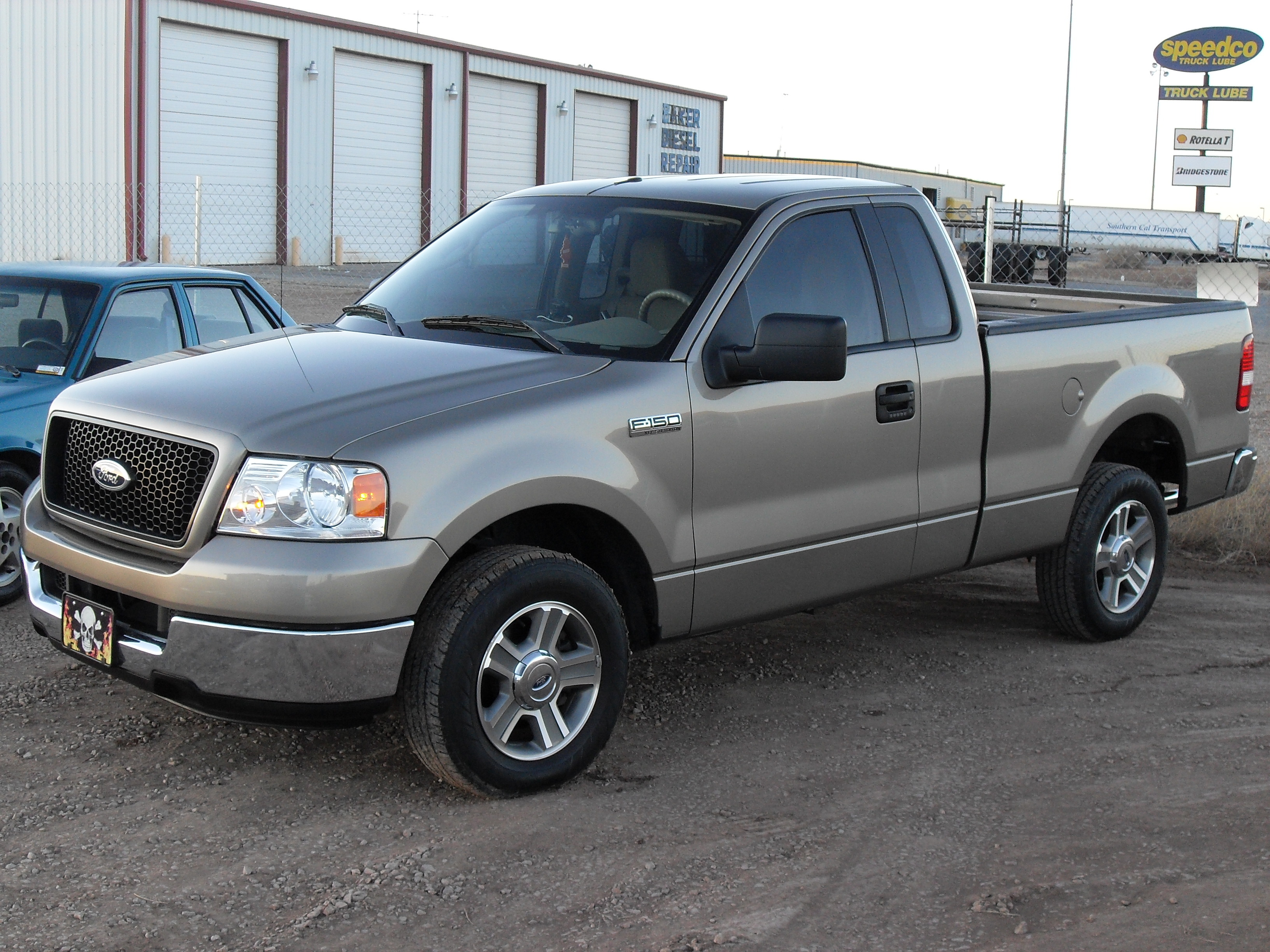 2005 Ford F-150 #4