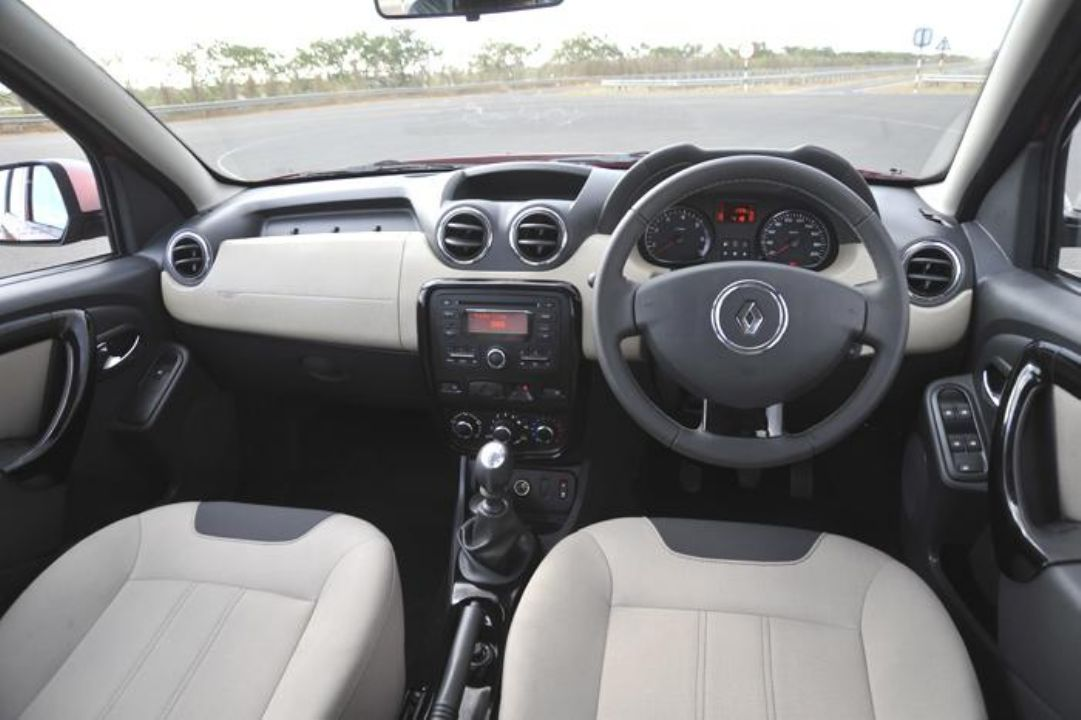 2012 Renault Duster #5