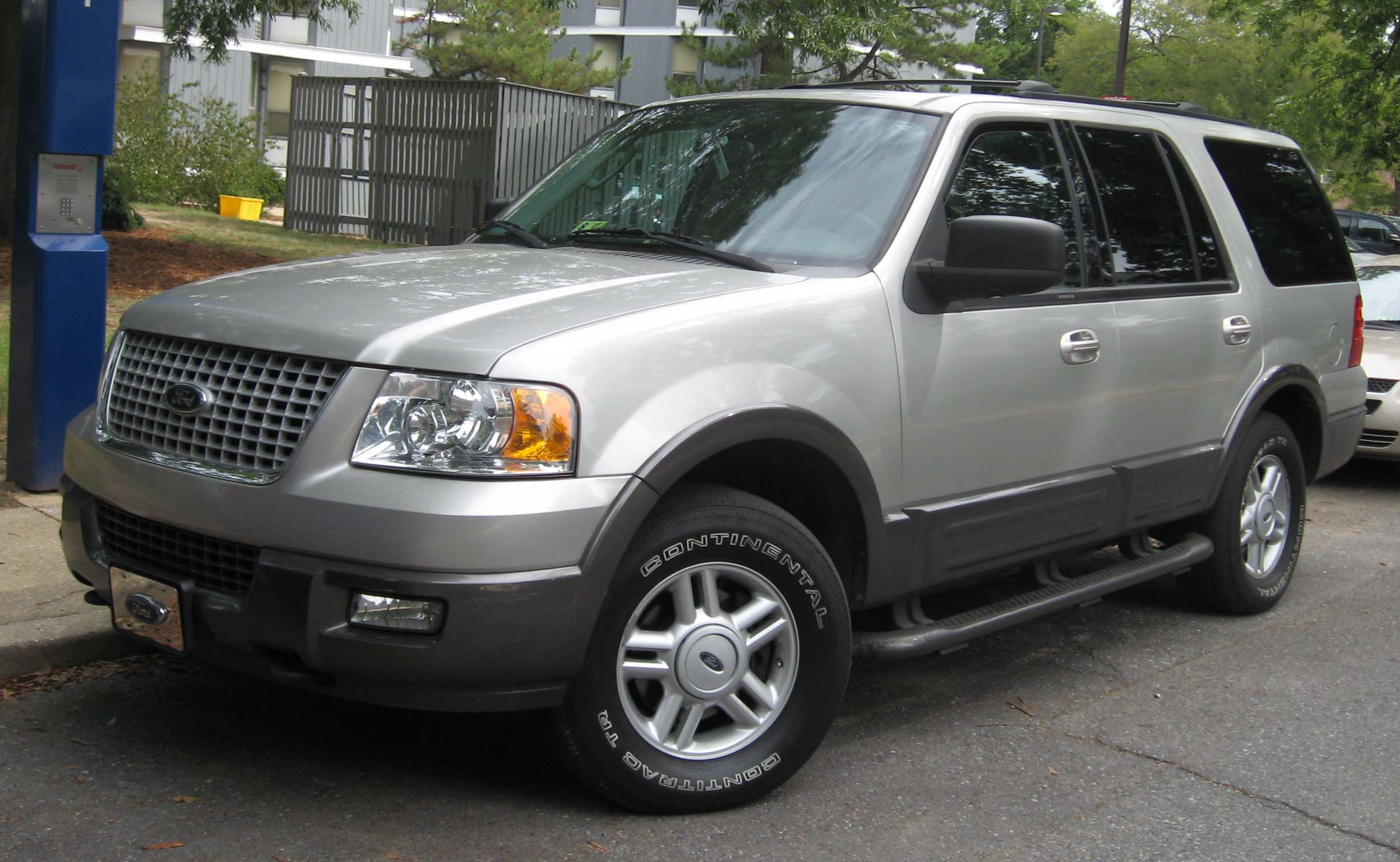 2003 Ford Expedition #7