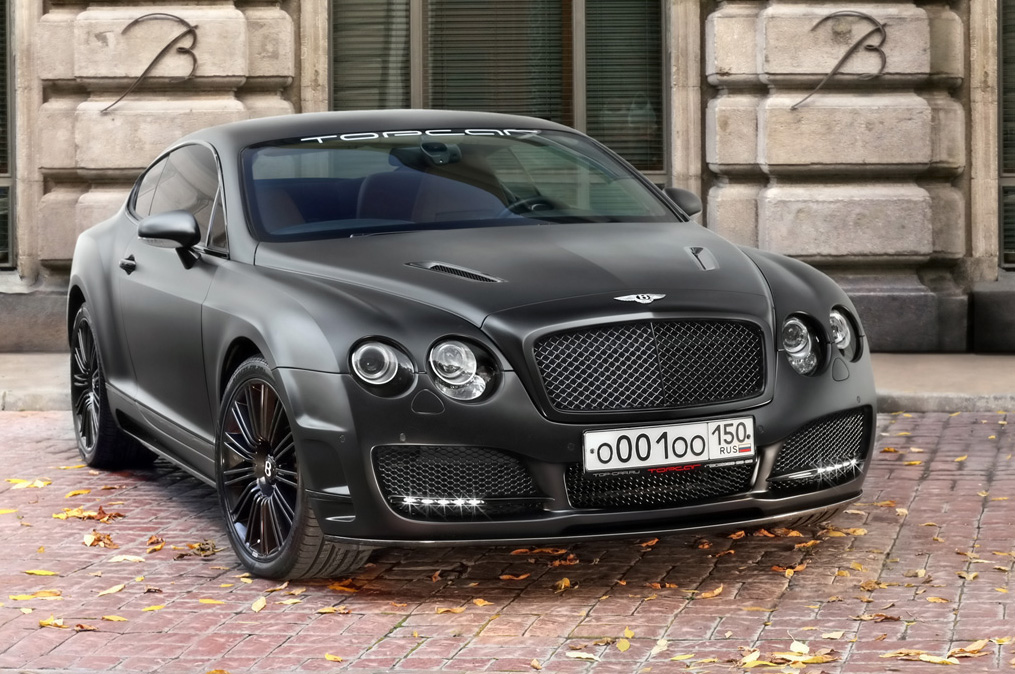2010 Bentley Continental Gt #2