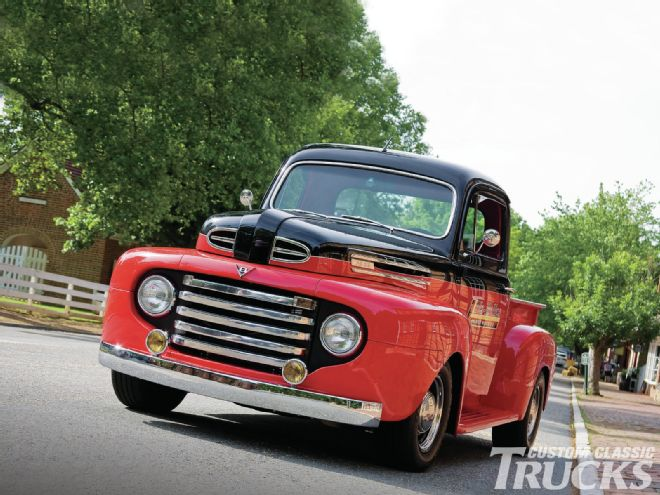 1949 Ford F #14