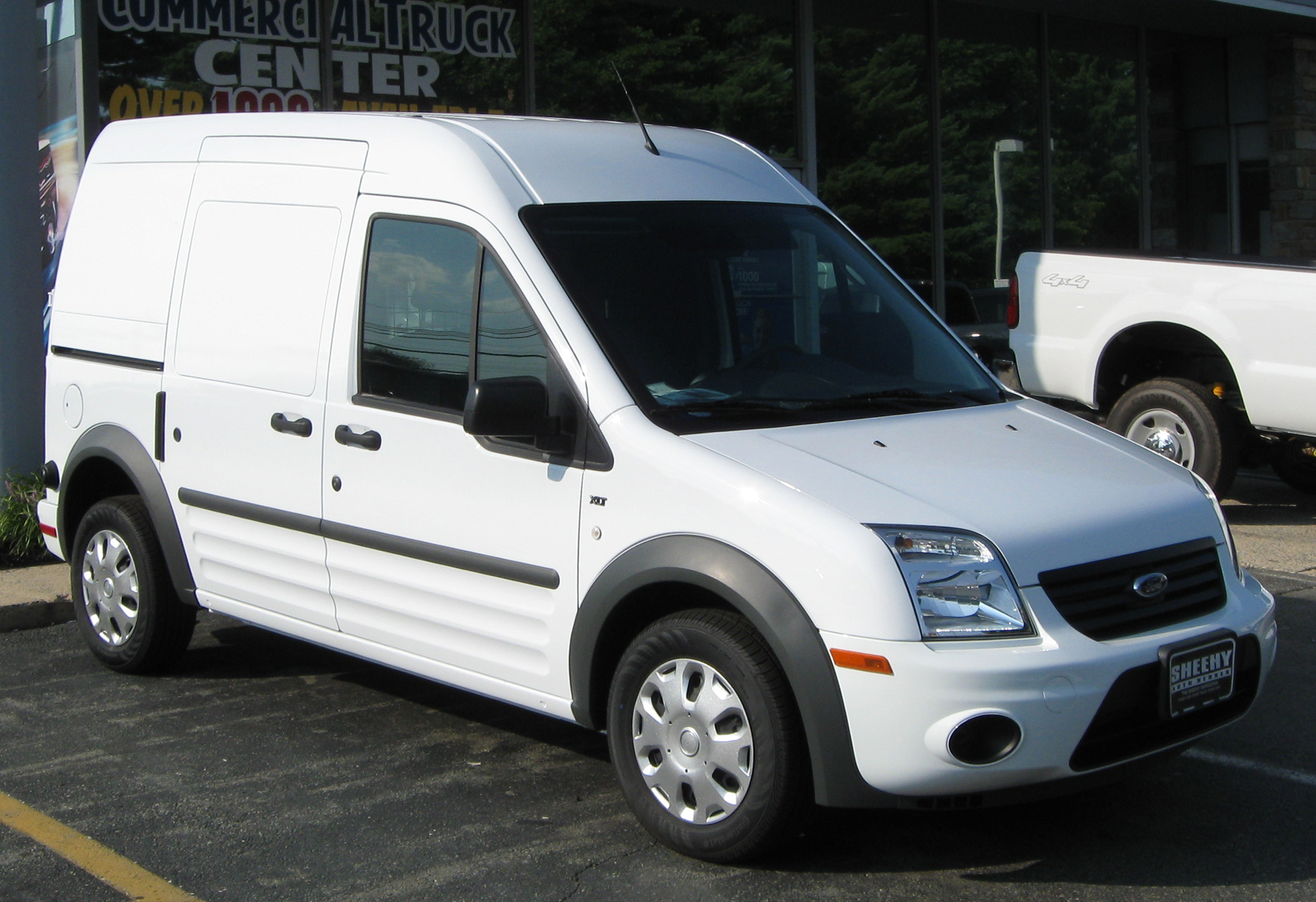 2011 Ford Transit Connect #9