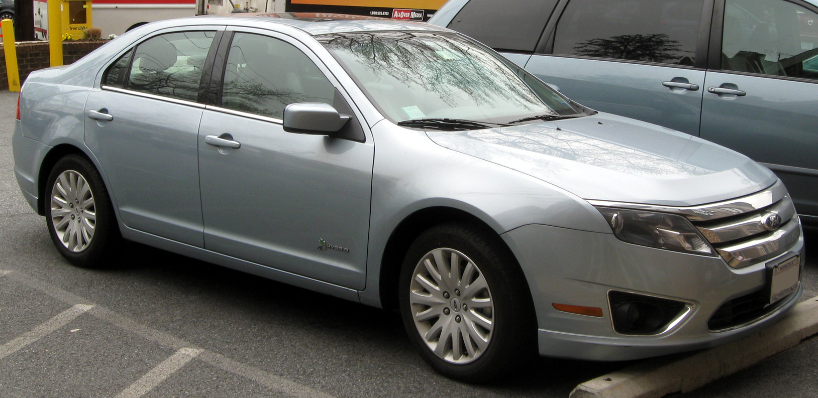 2012 Ford Fusion #11