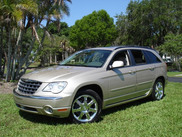 2007 Chrysler Pacifica #9