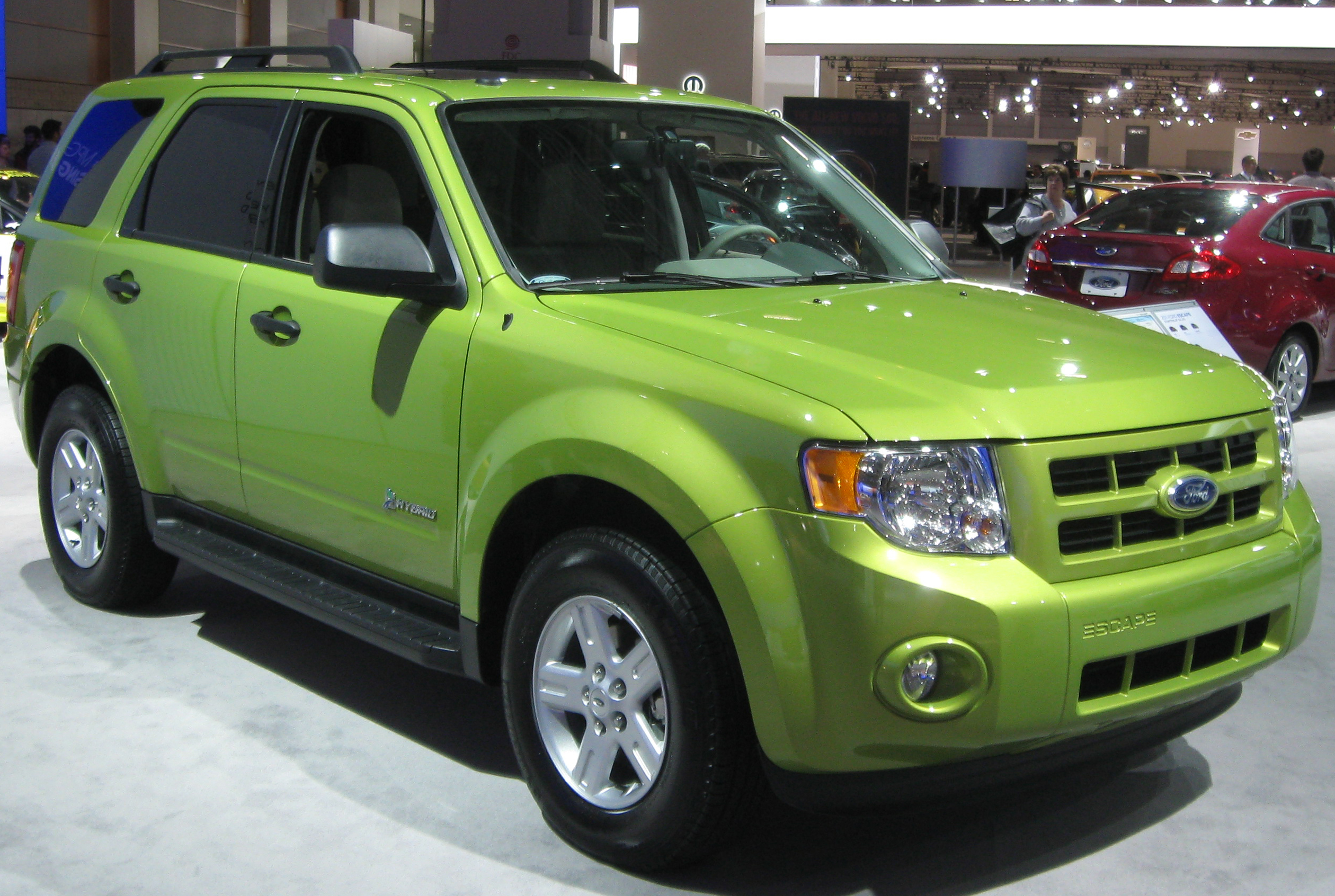 2011 Ford Escape Hybrid #7
