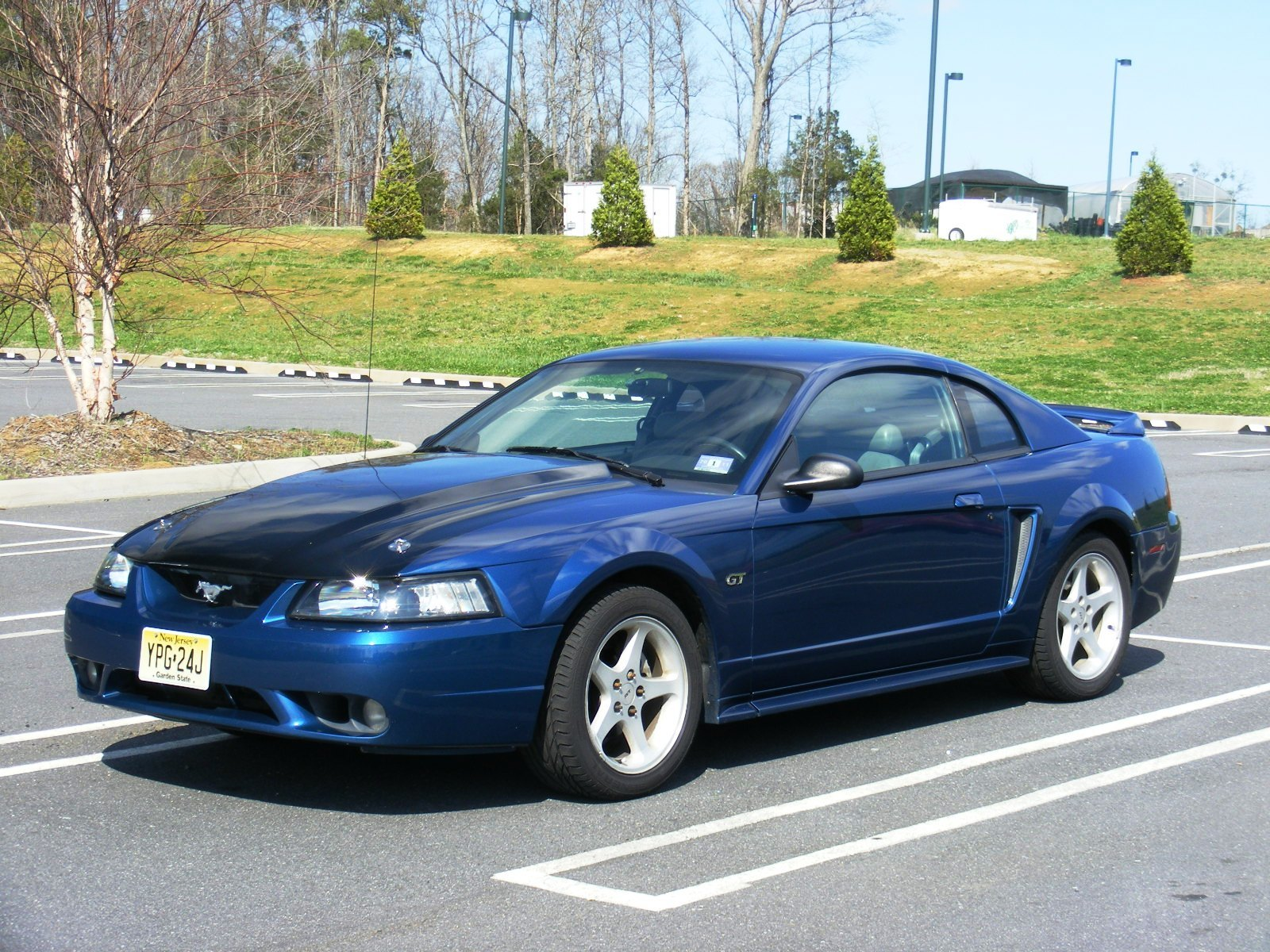 2000 Ford Mustang #2
