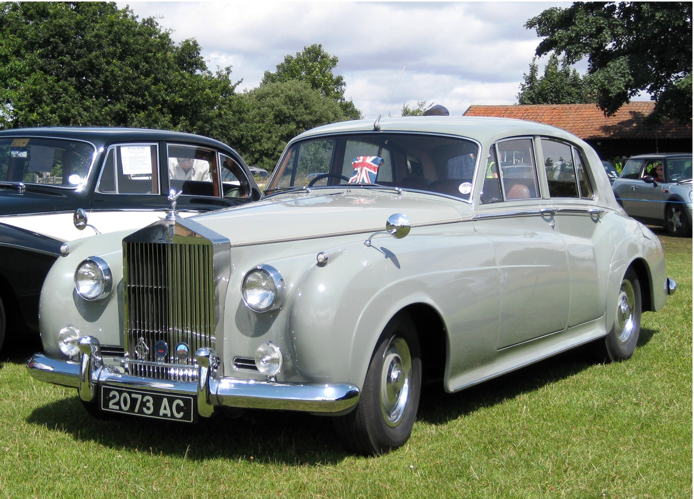 1959 Rolls royce Silver Cloud #6