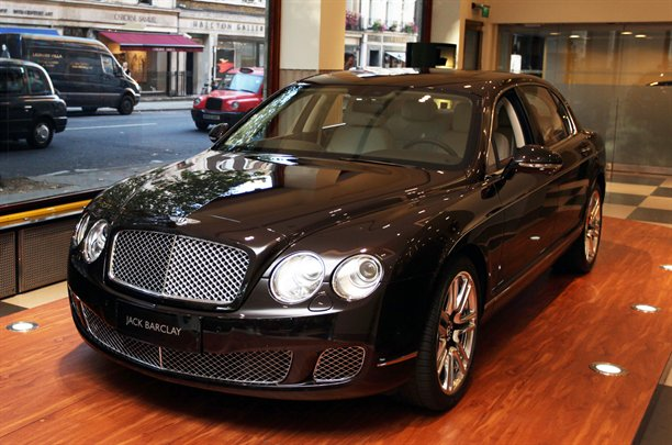 2012 Bentley Continental Flying Spur #6