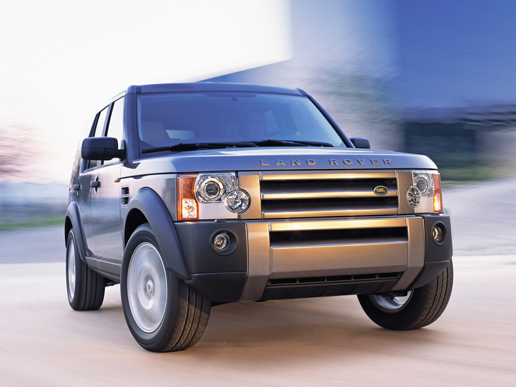2005 Land Rover Discovery 3 #13